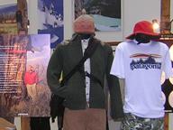 [patagonia特別企画展示]Live Simply 百年後も存在する会社を目指して