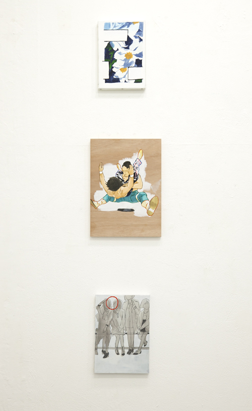 "kara-S pickup booth -January-「Yamasaki Yukiko ""ビュー KANSAI-2014"" 」(1/4〜2/2)"