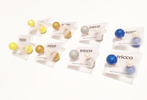 ▲tricco mini POP UP SHOP(6/1~14)