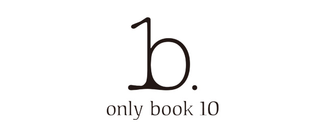 onlybook10 -10人が作った、世界に一つの本の展示- (10/13~18)