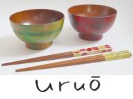 uruō 漆のお箸とうつわコレクション (11/2~11/15)