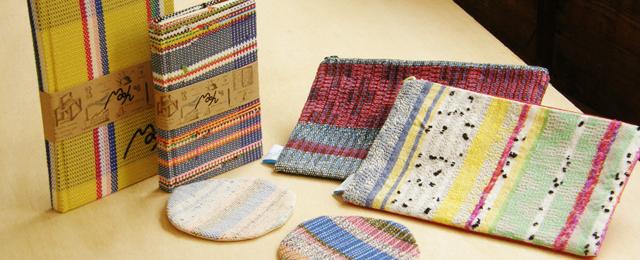 「新生活、ふれよう!手織り雑貨!」-booworks fair-(4/11〜4/24)