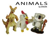 ANIMALS by DAISAK (3/6-3/19)