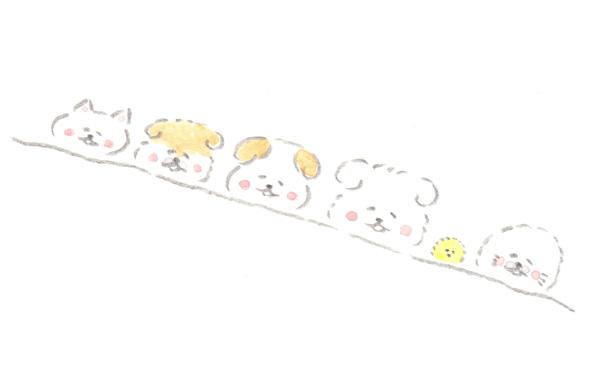個展「ほわころくらぶにおいでよ」(4/18〜30)