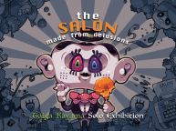 the SALON made from delusions (9/4〜10)