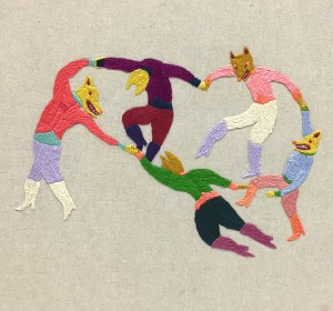 京都精華大学kara-Sリニューアル5周年記念企画展『renew』(4/23~5/6)