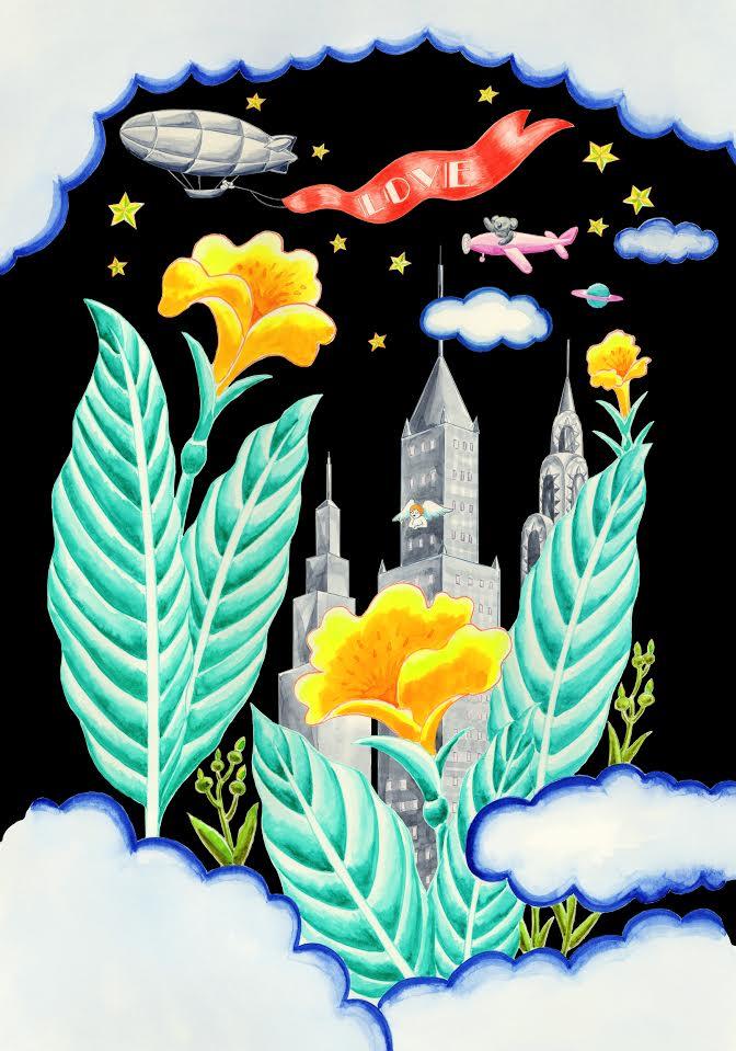 "migh-T PopupShop ""Skyscrapers""(6/20~7/1)"