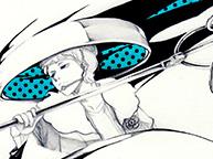 番ノ渡 個展「Monochrome Non-monochrome」(7/13~7/25)
